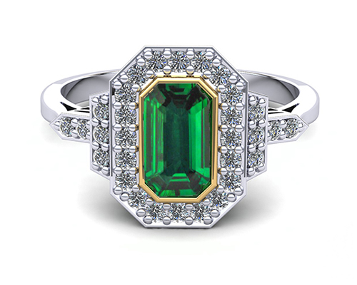 The Joyce Emerald