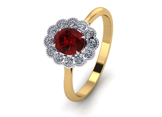The Victoria Ruby